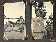 [FOTO'S CONGO] 5 albums met 553 foto's vooral van Congo tussen de twee wereldoorlogen