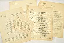 JESPERS, Floris Handgeschreven gesigneerde brief