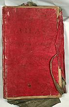 [ATLAS] FRICX Atlas de Brabant et de Flandres par E.H. Fricx