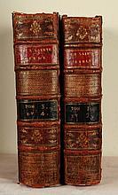 [BIBLE DE PORT ROYAL] La Sainte Bible traduite en François, le Latin de la Vulgate à côté + Historia et concordia Evangelica