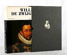VAN ROOSBROECK, Rob Willem de Zwijger, Graaf van Nassau. Prins van Oranje. Een kroniek en een epiloog.