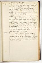 [HANDSCHRIFT] VAN HUERNE, Christoffel Gendsche Aude gebeurtenissen waer onder sommige van andere nederlandse gewesten beginnende van den 22. 7.ber. 1576 tot en met 1589, seer Curieus, eijgenhandig geschreven door Joncker Christoffel Van Huerne
