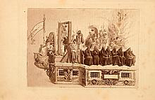 [GENT] FREDERICQ, Paul Album van den historischen stoet der Pacificatie van Gent  - Album du Cortége historique de la Pacification de Gand