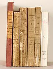 DELVIGNE, Ad. (éd.) Mémoires de Martin Antoine del Rio sur les troubles des Pays-Bas durant l'administration de Don Juan d'Autriche 1576-1578