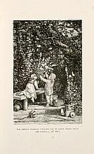 ANDERSEN, Hans Christian Contes danois, traduits pour la première fois par MM. Ernest Grégoire & Louis Moland
