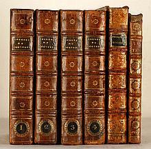 STANHOPE, PH. Dormer Lettres de feu Ph. Dormer Stanhope, comte de Chesterfield, à son fils Ph. Stanhope, écuyer, envoyé exträordinaire à la Cour de Dresde ... Traduites de l'Anglois
