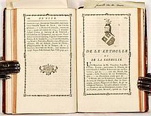 [CASTRO y TOLEDO, François-Joseph] Recueil généalogique de familles originaires des Pays-Bas ou y établies