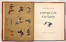 BENOIST-GIRONIÈRE, Yvan Conquête du cavalier
