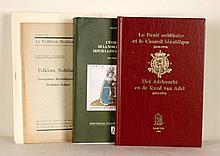 [RAAD VAN ADEL] Le Droit nobiliaire et le Conseil héraldique (1844-1994) - Het Adelsrecht en de Raad van Adel (1844-1994)