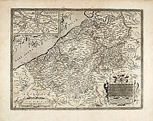 [MERCATOR/ORTELIUS] Flandriae comitatus descriptio