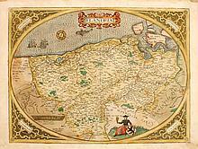MERCATOR, Gerardus Flandria