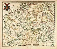 DE WIT, F. Nova totius Belgii regii