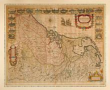 DE WIDT, Frederick Nova XVII Provinciarum Inferioris Germaniae descriptio