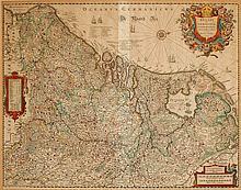 HONDIUS, Herico Belgii sive Germaniae Inferioris