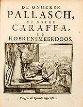 [HOOGHE, Romeyn de] Esopus in Europa, gedrukt na de Romeinse Copy