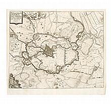 [BREDA] Belägerung der Statt Breda durch Fridrich Heinrich Princen von Orangien, den 23. Iuly 1637