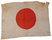 A JAPANESE FLAG