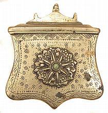 AN OTTOMAN PALASKA BULLET BOX