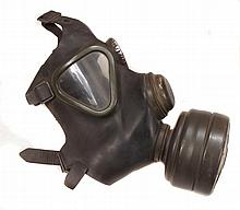 AN EAST GERMAN GASMASK