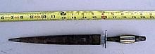 Indo Persian Dagger