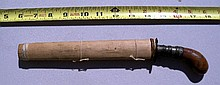 Moro Punal Dagger