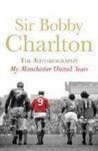 Sir Bobby Charlton signed book.