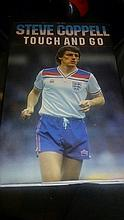 Mint Condition Signed Book - Steve Coppell