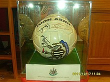 World Class Football Memorabilia Auction