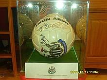 World Class Football Memorabilia Auction