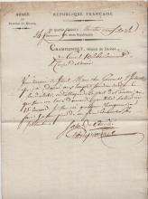 (Histoire) - Jean-Etienne CHAMPIONNET (1762-1800) - Campagne d'Allemagne (1796) Armée de Sambre et Meuse