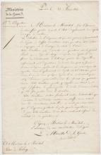 (Histoire) - Henri Guillaume CLARKE (1765-1818) - Campagne de France (1814)