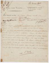 (Histoire) - Lazare HOCHE (1768-1797) - Guerre de Vendée - 1796