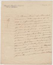 (Histoire) - Hugues MARET (1763-1839) - duc de Bassano