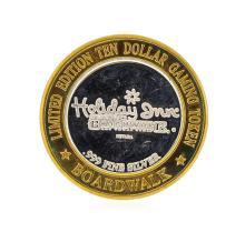 .999 Silver Holiday Inn Casino Boardwalk Las Vegas, NV $10 Limited Casino Token