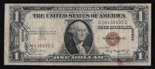 1935A $1 Hawaii Silver Certificate Note