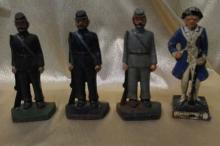 Cast Iron Soldiers