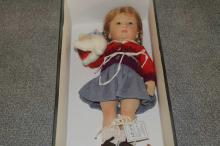 R JOHN WRIGHT DOLL LISA LITTLE CHILDREN SERIES II LIMITED EDITION LI-114