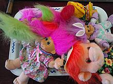 Troll Doll Lot