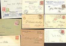 HEIMAT FULDA 'ZUM SCHWARZEN BÄREN' 1896-1922 Italien/Ungarn