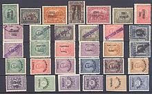 THRAKIEN Interalliierte Verwaltung 1919-1920