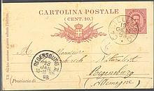 1893 DEUTSCHE KOLONIEN KAMERUN was hat eine italienische...
