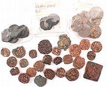 42 Osmanische Münzen Osmanisches Reich