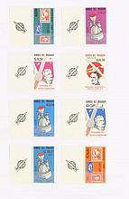 MOTIV WELTRAUM Paraguay 1966 Katalogwert über 100 Euro