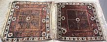 2 antike Belutsch aus dem 19. Jh.