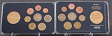 2 Euro-Sondereditionen Kusmünzen + Gedenkmünze 2003