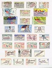 SENEGAL 1960 bis 1966 ab REPUBLIK