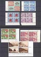 Schweiz 1966, SPECIMEN, gesamt 28 postfrische Werte