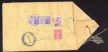 MOTIV Sammlung: MUSTER OHNE WERT, Türkei 1957