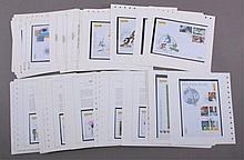 Bund 2006 und 2007, Ersttagsbriefe, Katalogwert 284,- Euro