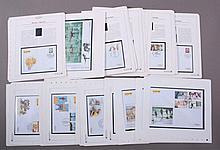 Bund 2008 und 2009, Ersttagsbriefe, Katalogwert 243,- Euro